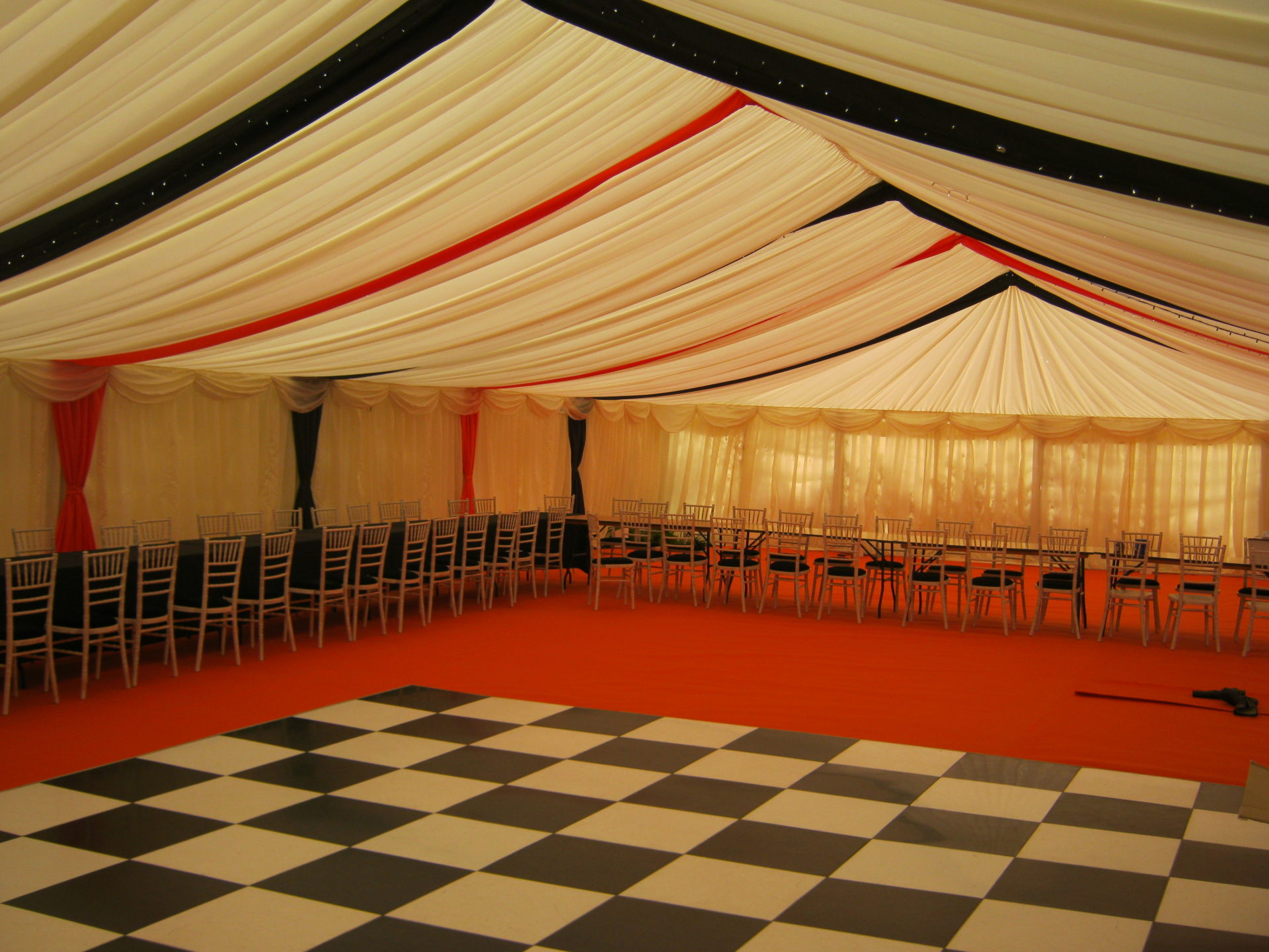Marquee Flooring Archers Marquees