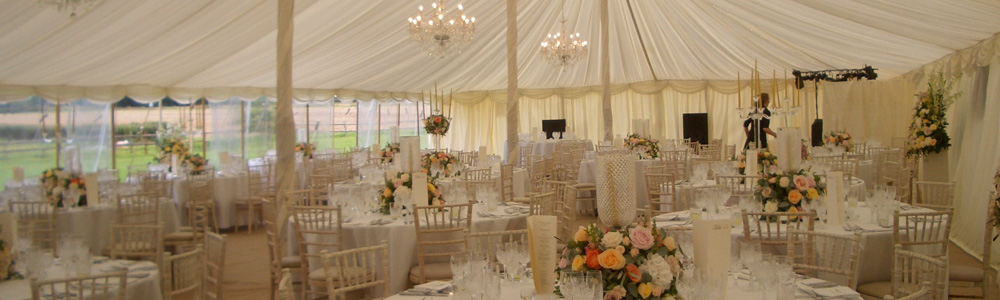 Marquee Hire in Somerset, Bath, Bristol & Wiltshire