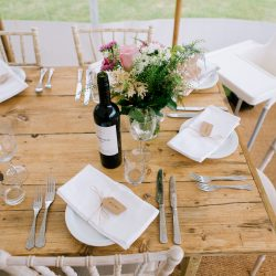 Wedding Planning with help from Archers Marquees